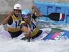 Do finále ve vodním slalomu se neprobojovala ani posádka slo�ená z kajaká�e Vav�ince Hradilka a kanoisty Stanislava Je�ka | na serveru Lidovky.cz | aktu�ln� zpr�vy