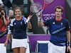 Brit�tí tenisté Andy Murray a Laura Robsonová postupují z 1. kola smí�ené �ty�hry na úkor �eského páru  | na serveru Lidovky.cz | aktu�ln� zpr�vy
