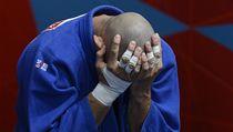 Judista Luká� Krpálek prohrál ve �tvrtfinále olympijského turnaje na ippon s mistrem sv�ta Tagirem Chajbulajevem z Ruska  | na serveru Lidovky.cz | aktu�ln� zpr�vy