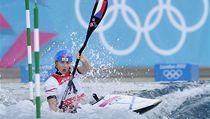 Kajaká�ka �t�pánka Hilgertová postoupila do finále olympijského závodu ve vodním slalomu | na serveru Lidovky.cz | aktu�ln� zpr�vy