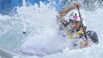 Deblkanoisté Jaroslav Volf a Ond�ej �t�pánek vypadli v semifinále olympijského vodní slalom C2  | na serveru Lidovky.cz | aktu�ln� zpr�vy