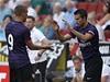 Fotbalisté Arsenal Robin Van Persie a Lukas Podolski | na serveru Lidovky.cz | aktu�ln� zpr�vy