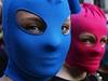 Tyto ženy protestovaly proti uvěznění Pussy Riot ve Skotsku. | na serveru Lidovky.cz | aktuální zprávy