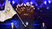 Londýnský starosta oficiáln� ukon�uje olympijské hry | na serveru Lidovky.cz | aktu�ln� zpr�vy