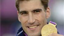 P�tiboja� David Svoboda se zlatou medailí | na serveru Lidovky.cz | aktu�ln� zpr�vy