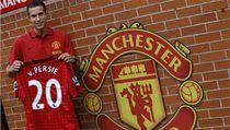 Robin van Persie je novým hrá�em Manchesteru United. | na serveru Lidovky.cz | aktu�ln� zpr�vy