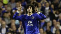 Fotbalista Evertonu Marouane Fellaini  | na serveru Lidovky.cz | aktu�ln� zpr�vy