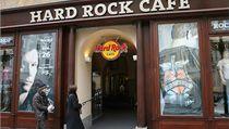 Hard Rock Café v Praze. | na serveru Lidovky.cz | aktu�ln� zpr�vy