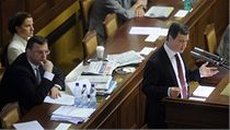 Rath v projevu mnohokrát zmi�oval ministra Kubiceho. | na serveru Lidovky.cz | aktu�ln� zpr�vy