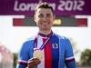 Ji�� Je�ek z�skal v Lond�n� zlato v silni�n� �asovce a s jeden�cti medailemi je nej�sp�n�j��m cyklistou v historii paralympijsk�ch her