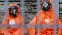Konzulát USA v Berlín� evakuován kv�li mo�nému chemickému útoku | na serveru Lidovky.cz | aktu�ln� zpr�vy