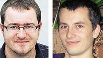 V�zni. Ivan Buchta (vlevo) a Martin Pezlar | na serveru Lidovky.cz | aktu�ln� zpr�vy