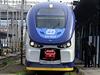 V Plzni za�al jezdit nový motorový vlak s p�edkem tvaru �raloka | na serveru Lidovky.cz | aktu�ln� zpr�vy