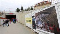 Kolem stavby tunelového komplexu se objevila �ada spekulací. | na serveru Lidovky.cz | aktu�ln� zpr�vy