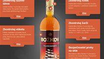 Stock spustil nový web Pij bezpe�n�, kde si m�ete zkontrolovat, zda je vámi zakoupený alkohol nezávadný. | na serveru Lidovky.cz | aktu�ln� zpr�vy