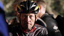 Někdejší slavný americký cyklista Lance Armstrong