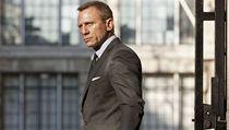 Daniel Craig v bondovce Skyfall