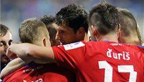 Plzeň chce slavit postup doma. Hraje s Hapoelem
