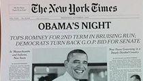 Titulka New York Times | na serveru Lidovky.cz | aktu�ln� zpr�vy