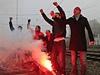 Zam�stnanci belgických drah protestují na bruselském nádra�í | na serveru Lidovky.cz | aktu�ln� zpr�vy