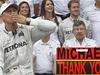 Německý pilot F1 Michael Schumacher se loučí