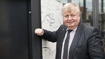 Majitel ostravských Vítkovic Jan Světlík