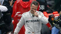 Lou�í se legendární pilot formule 1 Michael Schumacher | na serveru Lidovky.cz | aktu�ln� zpr�vy