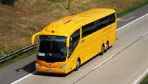 Autobus Student Agency na dálnici D1   na serveru Lidovky.cz   aktu�ln� zpr�vy
