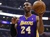 Basketbalista Los Angeles Lakers Kobe Bryant