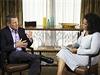Lance Armstrong v televizní show Oprah Winfreyové.