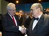 Cesta na Hrad. Prezidentsk� debata na TV Nova