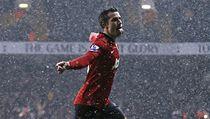 Fotbalista Robin Van Persie z Manchesteru United | na serveru Lidovky.cz | aktu�ln� zpr�vy