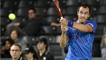 Do Astany už dorazil Rosol a tenisté jsou na Davis Cup kompletní