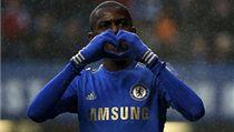 Ramires z Chelsea slaví branku. | na serveru Lidovky.cz | aktu�ln� zpr�vy