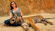 Mazlení s tygrem  | na serveru Lidovky.cz | aktu�ln� zpr�vy