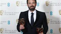 Cenu BAFTA pro nejlepší film dostal Affleckův snímek Argo