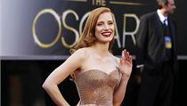 Herečka Jessica Chastainová nominovaná na Oscara za film 30 minut po půlnoci