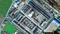 Satelitní snímek roz�í�eného severokorejského koncentra�ního tábora  | na serveru Lidovky.cz | aktu�ln� zpr�vy