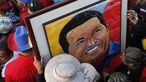 Jihoamerická ropná velmoc se p�evlékla do smute�ního. V zemi za�al poh�eb levicového prezidenta Huga Cháveze. | na serveru Lidovky.cz | aktu�ln� zpr�vy