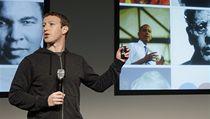 Mark Zuckerberg p�edstavil novou podobu proudu zpráv na Facebooku | na serveru Lidovky.cz | aktu�ln� zpr�vy