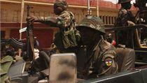 St�edoafri�tí vojáci v Bangui | na serveru Lidovky.cz | aktu�ln� zpr�vy