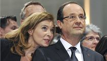 Valrie Trierweilerov a Francois Hollande