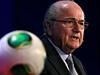 ��f FIFA Sepp Blatter