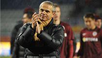 Sparťan Lavička chce změnu: Jako trenér jsem derby ještě nevyhrál