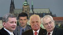 Napsal Klausovu amnestii b�val� poslanec Zden�k Koudelka?