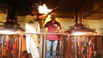 V ústeckém minipivovaru Na Rycht� se za�alo va�it �ervené pivo Jordán, které má p�ipomenout dvousetleté výro�í napoleonských válek na Ústecku. | na serveru Lidovky.cz | aktu�ln� zpr�vy