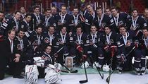 Hokejisté USA s bronzovými medailemi z mistrovství sv�ta | na serveru Lidovky.cz | aktu�ln� zpr�vy