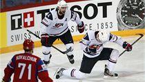 Radost hokejist� USA. | na serveru Lidovky.cz | aktu�ln� zpr�vy