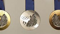 Medaile pro olympijské hry v So�i | na serveru Lidovky.cz | aktu�ln� zpr�vy