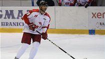 Hokejista Olomouce Jiří Dopita